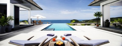 The Villas Overlooking Layan